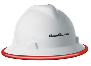 DRIPGUARD™ ID  FULL BRIM RED